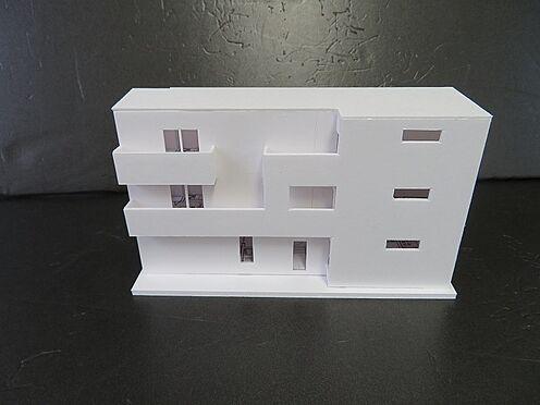 アパート-名古屋市南区豊2丁目 外観模型