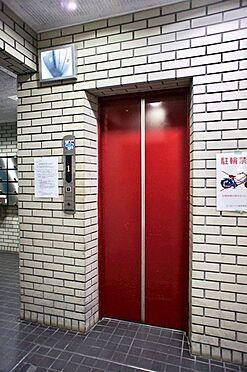 マンション(建物一部)-大阪市中央区瓦町4丁目 防犯モニタ付きのエレベーター