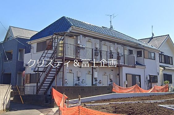 アパート-横浜市神奈川区六角橋 外観