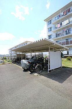 マンション(建物一部)-神戸市垂水区青山台4丁目 自転車・バイク置場も完備だから便利です。