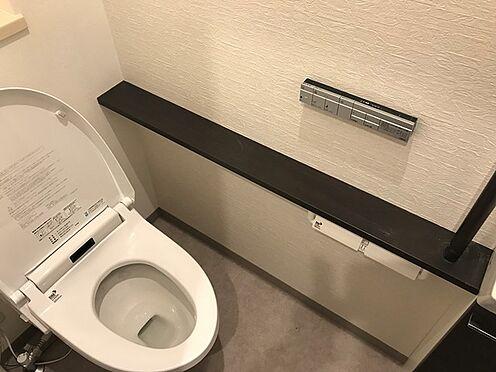 新築一戸建て-豊中市末広町3丁目 トイレ