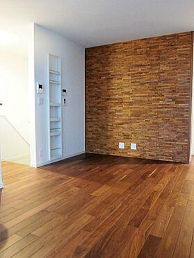 アパート-品川区旗の台5丁目 新築時の内装写真201号室