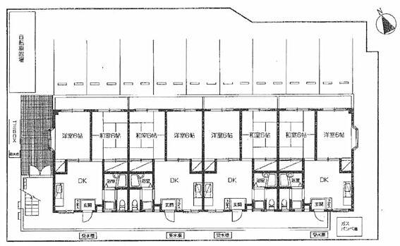 マンション(建物全部)-さいたま市桜区大字大久保領家 間取り