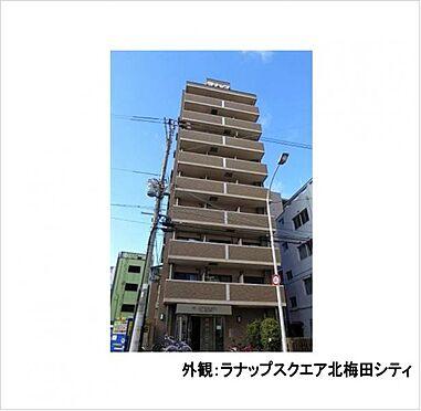マンション(建物一部)-大阪市北区本庄東1丁目 外観