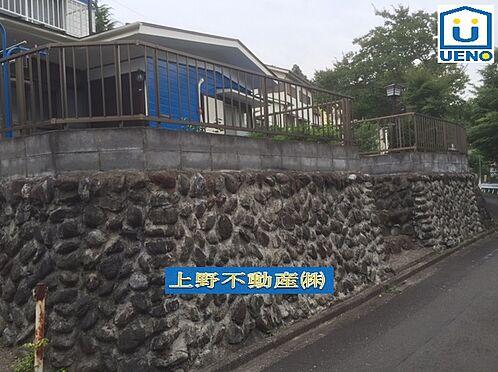 土地-あきる野市横沢 外観