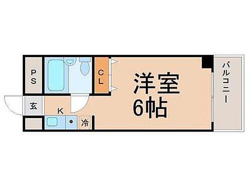 マンション(建物一部)-大阪市淀川区野中北1丁目 シンプルな1R