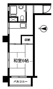 区分マンション-世田谷区赤堤2丁目 間取り