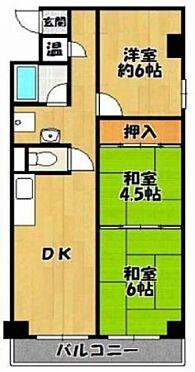 マンション(建物一部)-大阪市東成区大今里西2丁目 使い勝手の良い3DKタイプ