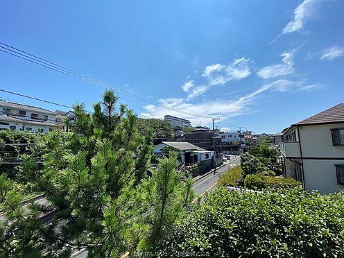 戸建賃貸-横須賀市鶴が丘1丁目 バルコニー(2階)からの眺望