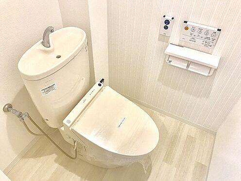 中古マンション-吹田市山田西3丁目 トイレ