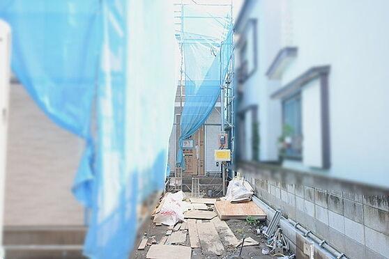 新築一戸建て-足立区興野2丁目 外観