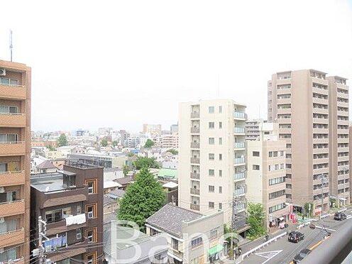 中古マンション-新宿区弁天町 7階からの眺望です。