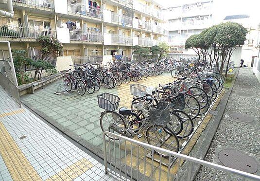 マンション(建物一部)-大田区大森西2丁目 共用部 駐輪場