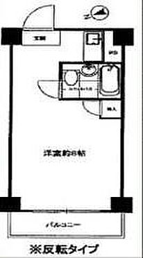 マンション(建物一部)-港区芝浦3丁目 間取り