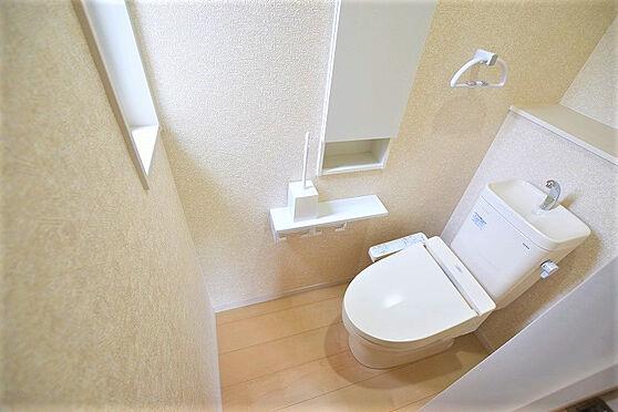 中古一戸建て-仙台市泉区上谷刈5丁目 トイレ