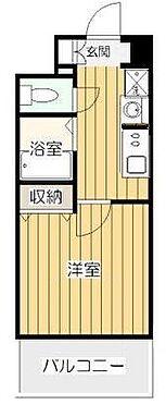 マンション(建物一部)-大阪市淀川区木川東2丁目 間取り
