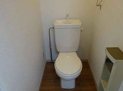 アパート-厚木市旭町5丁目 トイレ