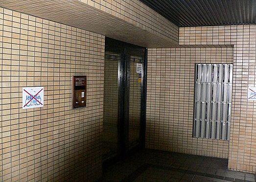 マンション(建物一部)-大阪市生野区勝山南4丁目 綺麗なエントランス