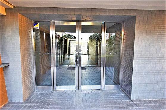 中古マンション-仙台市太白区富沢4丁目 エントランス