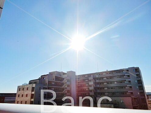 中古マンション-江東区辰巳1丁目 バルコニーからの眺望です。
