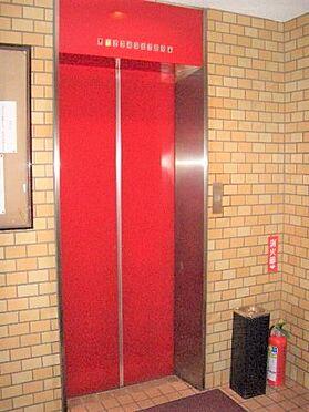 マンション(建物一部)-中央区日本橋兜町 エレベーター完備です。