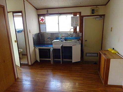 アパート-横須賀市久里浜3丁目 窓があり明るいキッチン