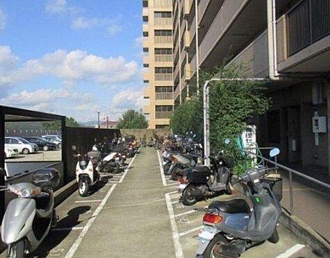 マンション(建物一部)-神戸市西区池上1丁目 バイク置き場あり