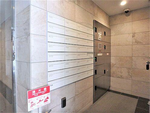 中古マンション-横浜市鶴見区本町通3丁目 メールボックス・宅配ボックス