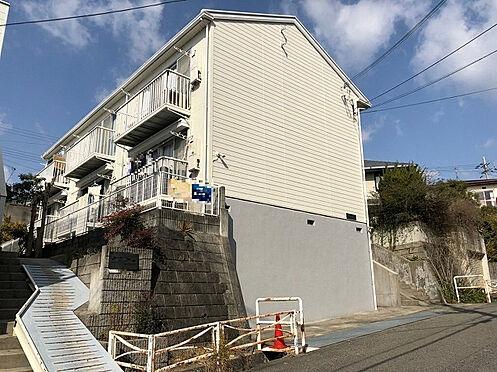 アパート-神戸市西区富士見が丘4丁目 外観