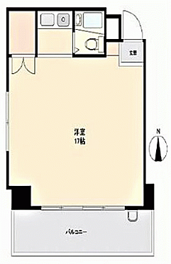 中古マンション-台東区台東2丁目 間取り