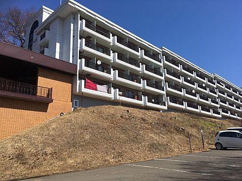 区分マンション-札幌市豊平区平岸二条18丁目 外観です