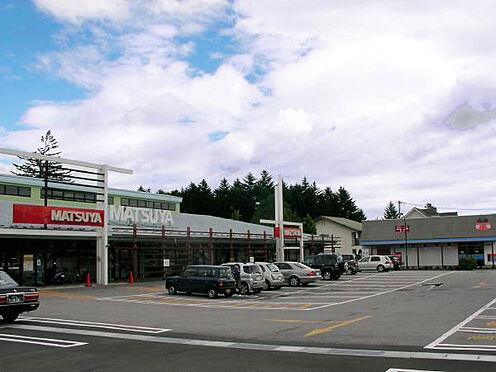 店舗付住宅(建物全部)-北佐久郡軽井沢町大字長倉 最寄りのスーパーへ歩道橋を渡ると徒歩で行くことができます。