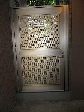 中古マンション-大阪市東成区中道2丁目 ペット足洗い場