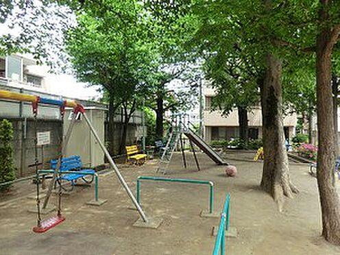 マンション(建物一部)-目黒区三田1丁目 周辺環境:伊達児童遊園地