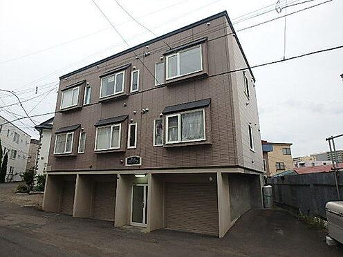 アパート-札幌市豊平区平岸三条16丁目 外観