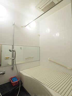 中古マンション-市川市島尻 雨の日のお洗濯に重宝する浴室暖房乾燥機つきです。