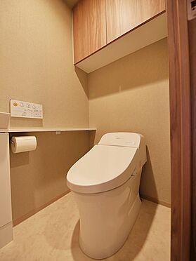 中古マンション-品川区東品川4丁目 トイレ
