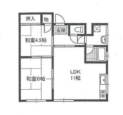 マンション(建物一部)-神戸市長田区池田経町 二面開口で通風に配慮