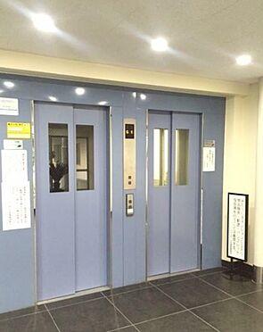 マンション(建物一部)-大阪市都島区網島町 エレベーターは2基あり