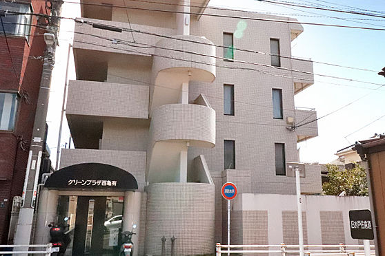 マンション(建物一部)-葛飾区西亀有3丁目 4階建てマンション2階部分のお部屋です。