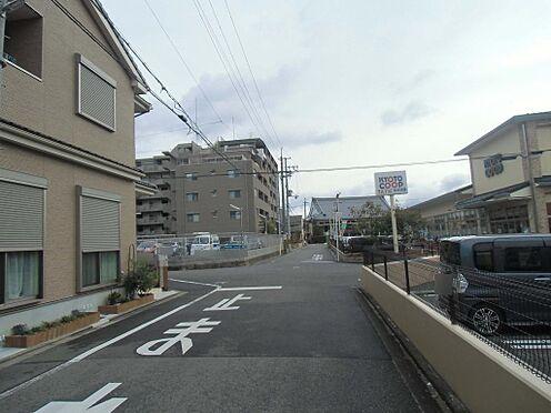 マンション(建物全部)-京都市北区衣笠大祓町 前面道路