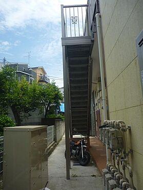 アパート-横浜市南区庚台 外観