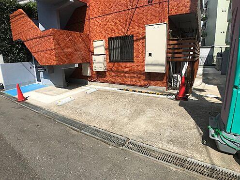マンション(建物全部)-川崎市多摩区登戸 駐車場