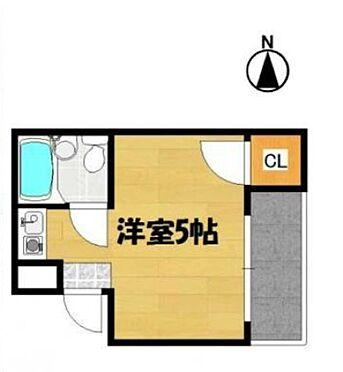 マンション(建物全部)-茨木市高田町 間取り