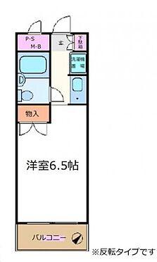 マンション(建物一部)-横浜市磯子区森3丁目 間取り