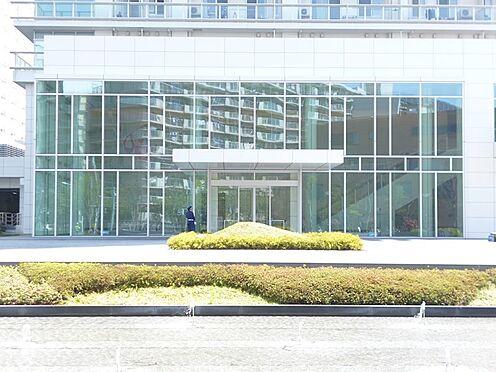 中古マンション-中央区晴海2丁目 メインエントランス
