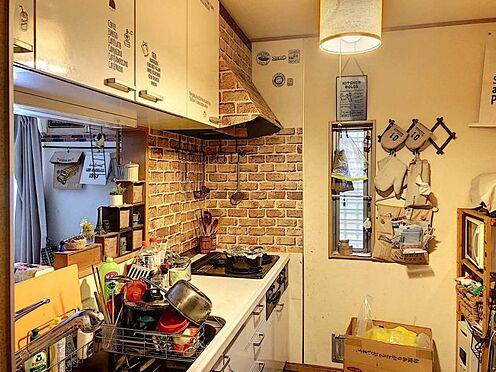 中古一戸建て-岡崎市上地1丁目 キッチンスペースがしっかり確保されているので、料理がしやすいです!