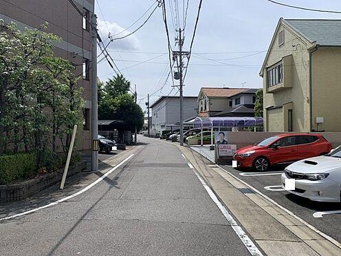 中古一戸建て-名古屋市西区南川町 前面道路