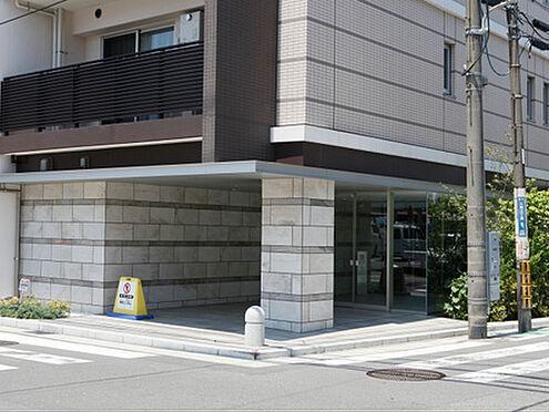 区分マンション-横浜市南区大岡3丁目 エントランス