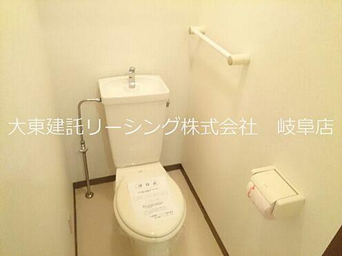 アパート-金沢市南新保町イ トイレ